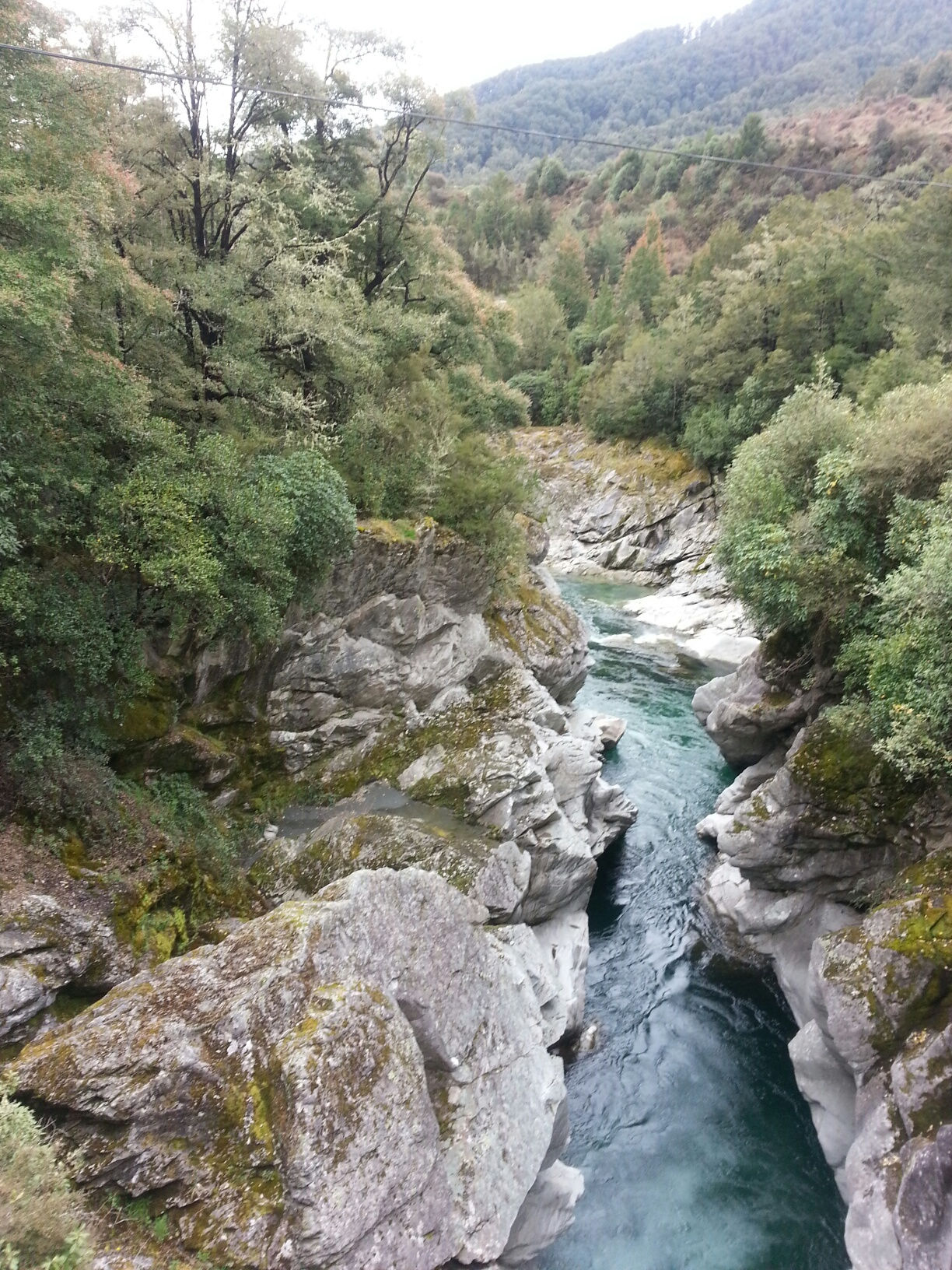 Owen River, New Zealand.