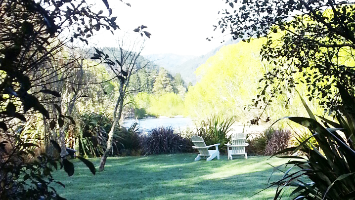 Owen River Lodge, New Zealand
