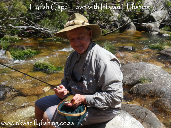 Flyfish Cape Town with Inkwazi Flyfishing, South Africa