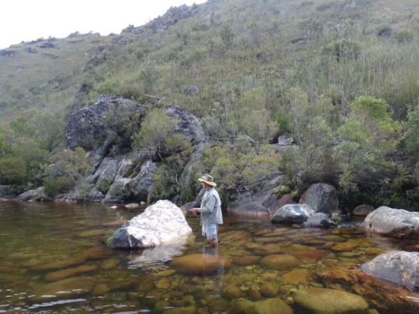 John Black, Flyfishing Cape Town, South Africa
