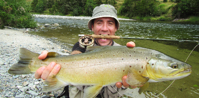 Owen River Lodge - Brown Trout Heaven