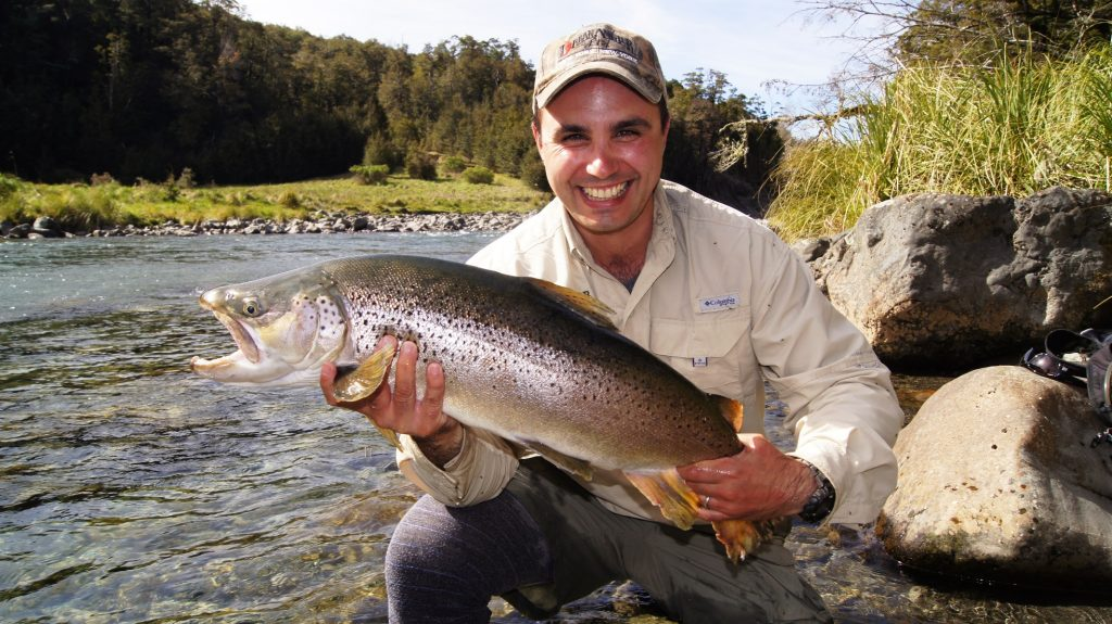 Owen River Lodge Fishing, South Island, New Zealand